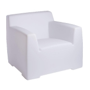 Gervasoni: Rubriques - Mobilier - InOut 101 lighting Outdoor Lounge Armchair
