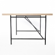 Richard Lampert: Rubriques - Mobilier - Eiermann 1 - Table excentrique