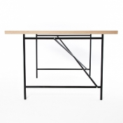 Richard Lampert: Categories - Furniture - Eiermann 1 Table eccentric