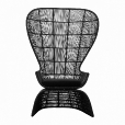 B&amp;B Italia: Categories - Furniture - Crinoline Armchair