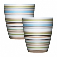 iittala: Rubriques - Accessoires - Origo - Set de 2 gobelets