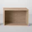 Muuto: Categories - Furniture - Stacked Single Pieces Ash Tree