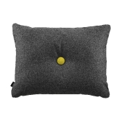 HAY: Categories - Accessories - Dot Cushion 2 buttons fabric Divina Melange