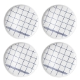 Normann: Categories - Accessories - Mormor Blue Plate Set