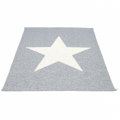 pappelina: Categories - Accessories - Viggo Star Rug 180x230cm