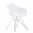 Vitra: Rubriques - Mobilier - Eames Plastic Chair Fauteuil DAR 