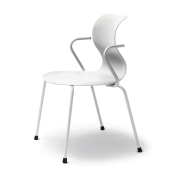 Flötotto: Categories - Furniture - Pro 6 Armchair Frame lacquered