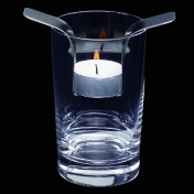 mono: Categories - Accessories - Mono Wing Tea Candle Holder universal
