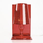 AmbienteDirect.com: Outlet - B stock - Table lamp with minor flaws - Take Tavolo red