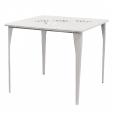 emu: Categories - Furniture - 519 Pattern Garden Table 87x87cm