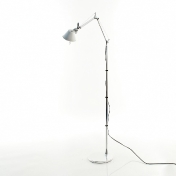 Artemide: Categories - Lighting - Tolomeo Micro Terra Floor Lamp