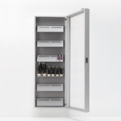 Kristalia: Categories - Accessories - Foot Box Shoe Cabinet