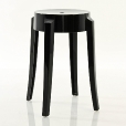 Kartell: Categories - Furniture - Charles Ghost Stool 46