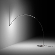 Vibia: Categories - Lighting - Halley 4155 Outdoor Floor Lamp