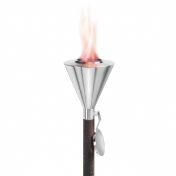Blomus: Categories - Accessories - Orchos Torch for burning gel