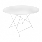 Fermob: Brands - Fermob - Bistro Folding Table Ø117cm