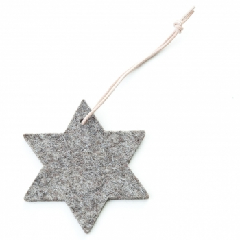 Christmas Ornament Set Star 