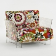 Kartell: Categories - Furniture - Pop Missoni Single Seater