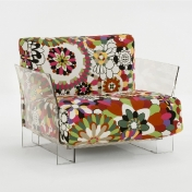 Kartell: Brands - Kartell - Pop Missoni Single Seater