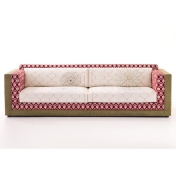 Moroso: Categories - Lighting - Karmakoma Sofa 3 Seater