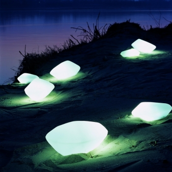 Stones Outdoor/Indoor Lamp