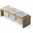 Skagerak: Kategorien - Accessoires - Plint Schalen Set 3-tlg.