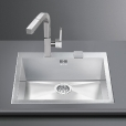 Smeg: Categories - High-Tech - VQ50RS-2 Inset Sink