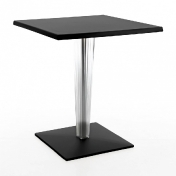 Kartell: Categories - Furniture - Top Top Dr. Yes Table square