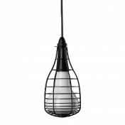 Diesel: Brands - Diesel - Cage Mic Suspension Lamp