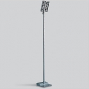 Iguzzini: Categories - Lighting - Cestello (4566) Floor Lamp
