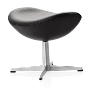 Fritz Hansen: Design special - Arne Jacobsen chairs - Egg Chair Footstool