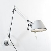 Artemide: Brands - Artemide - Tolomeo Mini Parete Wall Lamp