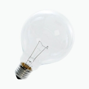 QualityLight: Marcas - QualityLight - AGL E27 Globe R95 25W
