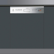 Smeg: Brands - Smeg - PLA6442X2 Dishwasher integrable