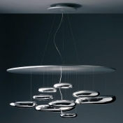 Artemide: Brands - Artemide - Mercury Sospensione LED Suspension Lamp