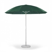 Weishäupl: Categories - Furniture - Pagoda Parasol round Ø 2.4m