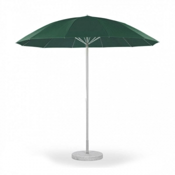Pagode - Parasol rond  &Oslash; 2.4m