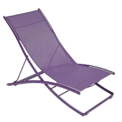 Fermob: Categories - Furniture - Plein Air Folding Deck Chair