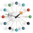 Vitra: Rubriques - Accessoires - Ball Clock - Horloge Murale