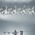 Pallucco: Brands - Pallucco - Glow Sospensione 3 Suspension Lamp