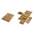 Driade Kosmo: Categories - Accessories - Cut In Half Set Cutting Board