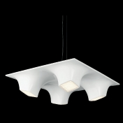 Nimbus: Brands - Nimbus - Squeeze 4 Suspension lamp