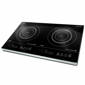 Caso Chef 3400 double plaque &agrave; induction