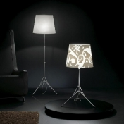 Pallucco: Categories - Lighting - Baby Gilda Floor Lamp