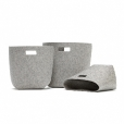 Hey-Sign: Brands - Hey-Sign - Felt Wastebasket