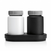 Vipp: Categories - Accessories - Vipp Salt and Pepper Mill set