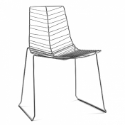 Arper: Brands - Arper - Leaf Stackable Chair