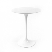 Knoll International: Rubriques - Mobilier - Saarinen - Table d'Appoint