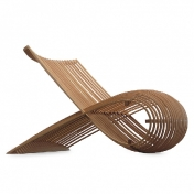 Cappellini: Categories - Furniture - Wooden Chair