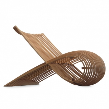 Wooden Chair - Silla